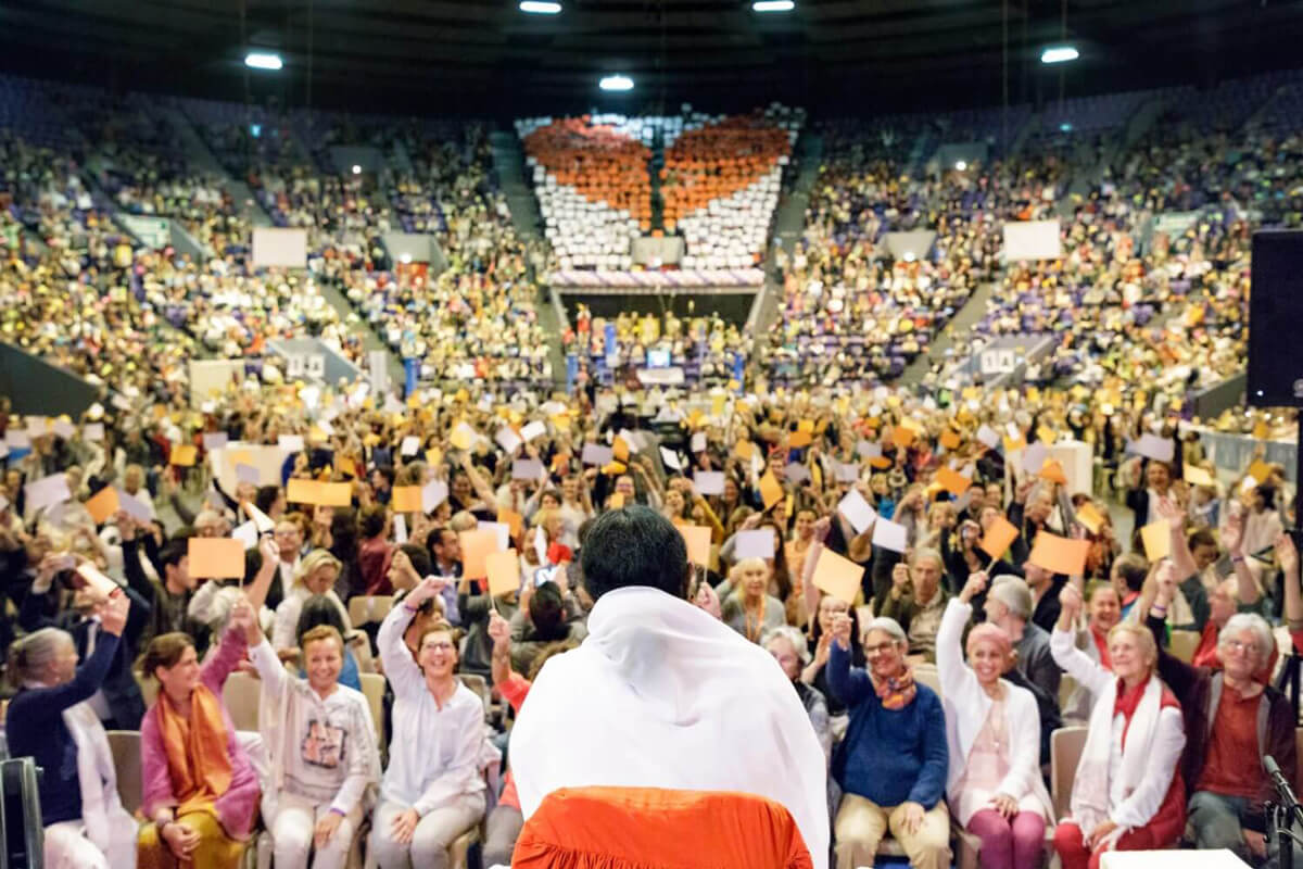 Amma's European Program