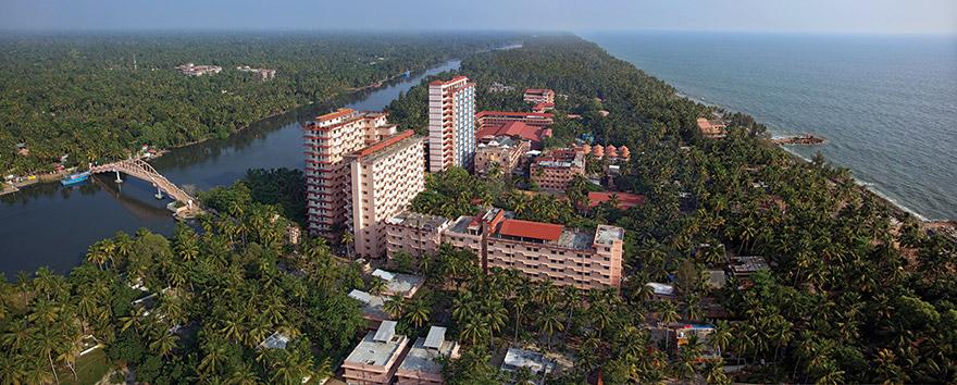 Amritapuri - Amma's ashram in Kerala, India