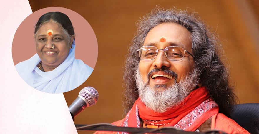 Swami Amritaswarupananda